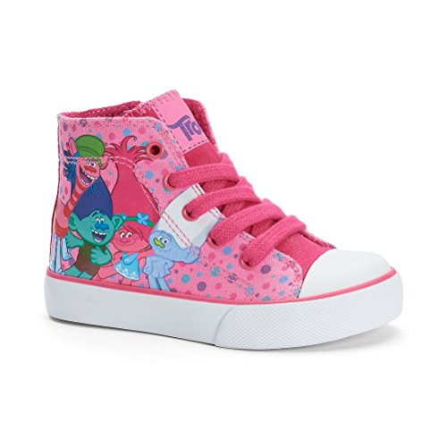 DreamWorks Trolls Toddler High Top Sneakers product image