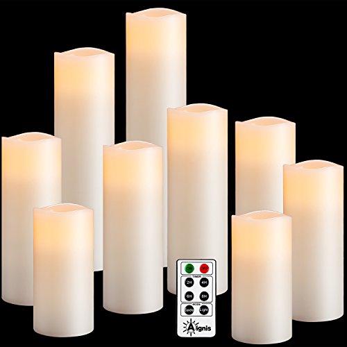 remote candles set - 2