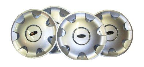 15 Zoll 4-teiliges Set ca Ford 1151521 Radkappen Mondeo//Focus 38/cm