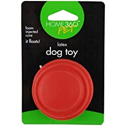 Home 360 Pet Latex Dog Toy Squeak Chew Play