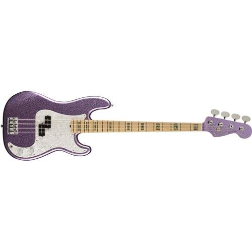 Fender Limited Edition Adam Clayton Precision Bass Electric Bass Guitar (SN:US17084455) ()