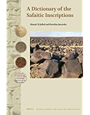 A Dictionary of the Safaitic Inscriptions