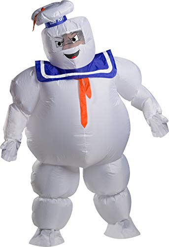Rubie's Unisex Ghostbusters Adult Stay Puft Inflatable Costume, As As Shown, One Size]()