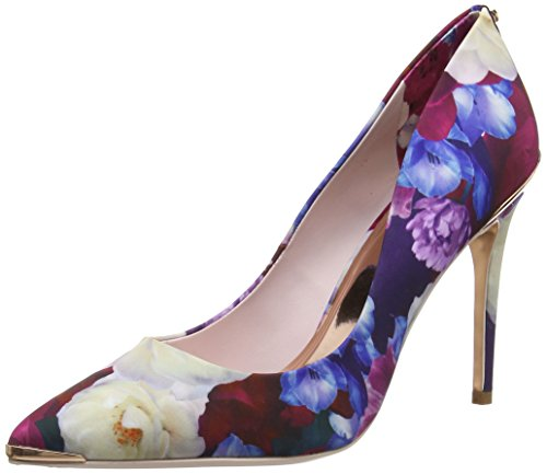Bouquet con Kaawap Tacco Baker Blushing Donna Scarpe Multicolore Ted zZp8wqnw
