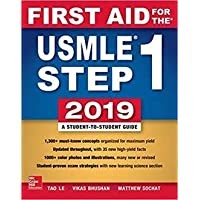 First Aid for the USMLE Step 1 (2019-2020) Session, Twenty-ninth Edition