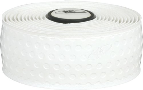 Lizard Skins DuraSoft Polymer (DSP) Handlebar Tape Thin (1.8mm) WHITE - THE BEST BAR TAPE ! by Lizard Skins