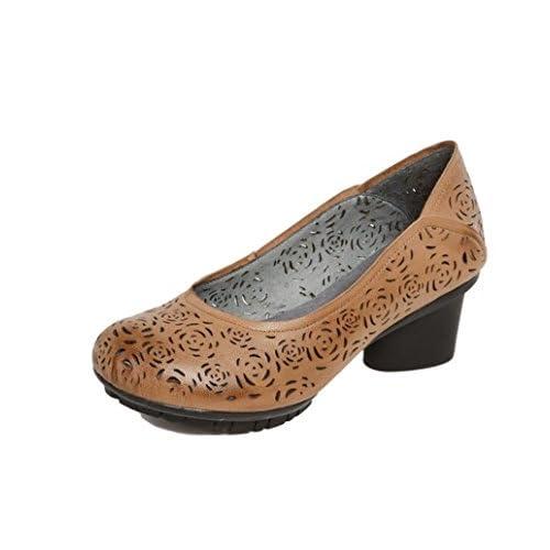 Ynxz Sandalias Oveja De MujeresPiel Temperamento Shoe Para 6gbfIY7yv