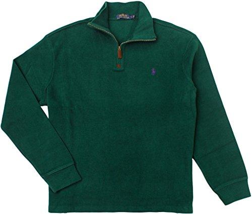 Polo Ralph Lauren Men's French Rib Half Zip Pullover