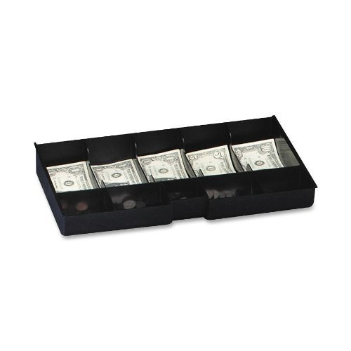 Mmf Industries Replacement Plastic Money Tray, 14-3/4 X 9-15/16 X 2-1/8 Inches, Black (mmf221m23) by MMF Industries