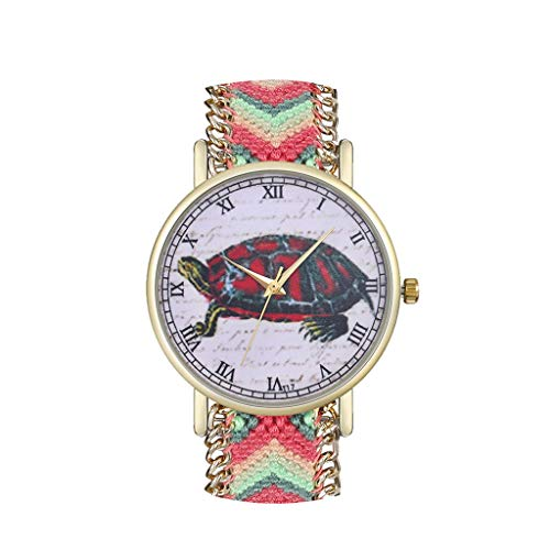 HunYUN Designer Luxury Business Classic Dress Wrist Watch Dial Printing Fashion Big Disc Wool Table Ladies Exquisite Watch with Quartz - Wigens Wool