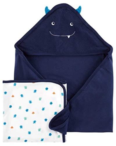 Child of Mine by Carter's Baby Boy 2-Piece Bath Towel Set