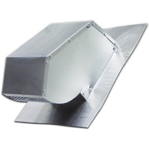 "Deflect-o Corporation BROAN-NUTONE 109R 4"" Round Aluminum..."