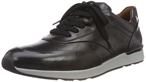 LLOYD Ajas, Sneaker Uomo Nero (Schwarz 0)