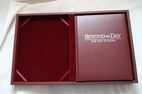 Beyond This Day; The Way of Hope Memorial Keepsake Book with Box ()