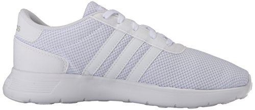 Pictures of adidas Unisex-Kids Lite Racer Sneakers White/ BC0074 3