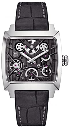 17f52716f01 Image Unavailable. Image not available for. Color: TAG Heuer Monaco V4 Mens  Watch ...