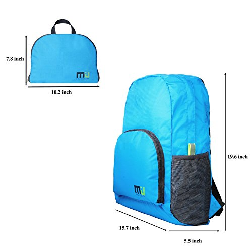 ae6bcae284 MIU COLOR 25L Foldable and Durable Lightweight Backpack - - Import It All
