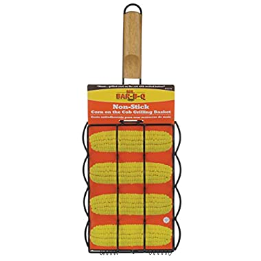 Mr. Bar-B-Q 06077X Non Stick Corn on the Cob Grill Basket