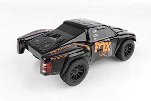 SC28 Fox Edition Micro Short Course Truck 1/28 RTR 20154 from Team Associated