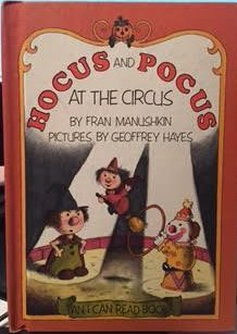 Hocus and Pocus at the Circus (I CAN READ Books) ()