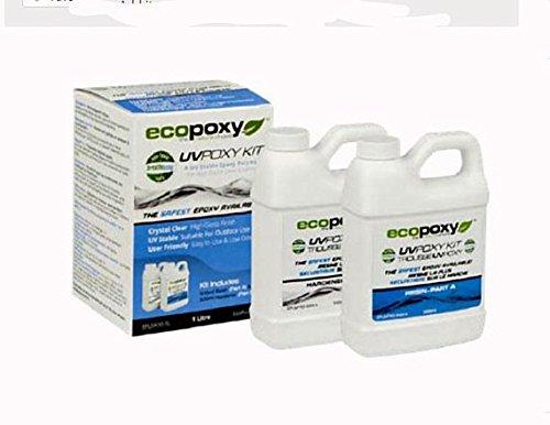 UVPoxy Kit (4L) by EcoPoxy (Image #9)