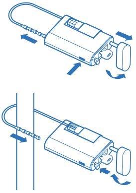 color verde Caja guarda llaves de combinaci/ón y cable de acero Kidde Supra Portable Stor-A-Key