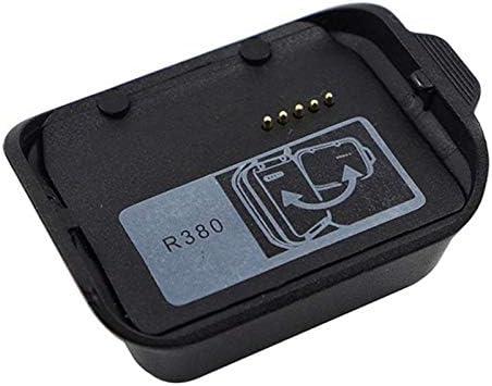 TOOGOO Cargador De Batería Reloj Inteligente para Samsung Galaxy Gear 2 R380 Estación Reloj Inteligente Sm-R380 Adaptador De Muelle De Carga Género