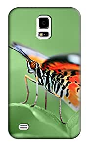 Butterfly Hard Back Shell Case / Cover for Samsung Galaxy S5 wangjiang maoyi by lolosakes