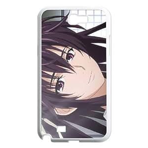 Samsung Galaxy N2 7100 Cell Phone Case White Toaru Majutsu no Index 006 MWN3931968