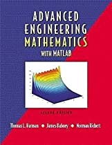 Advanced Engineering Mathematics with MATLAB (Bookware Companion)