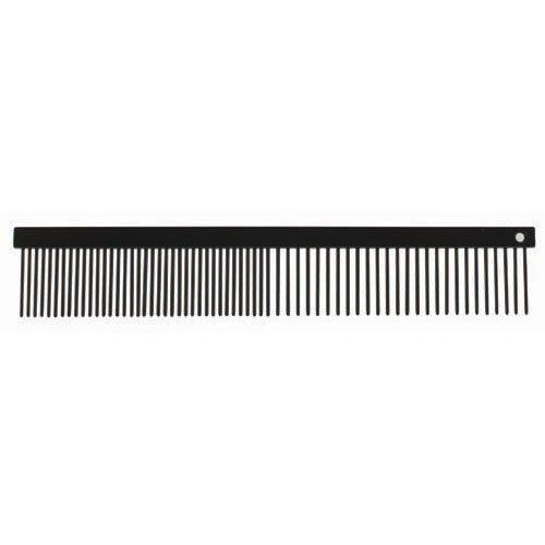 - Paw Brothers Greyhound Style True Teflon Steel Comb, Medium/Fine