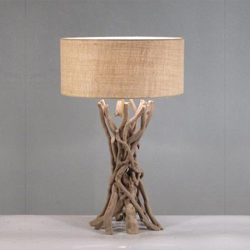 Amazon modern home nautical driftwood table lamp kitchen amazon modern home nautical driftwood table lamp kitchen dining mozeypictures Image collections