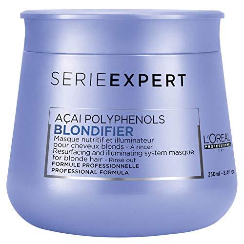 一般化するアプト暴行ロレアル セリエ エクスパート ブロンディファイア マスク L'Oreal Serie Expert Blondifier Mask 250 ml [並行輸入品]