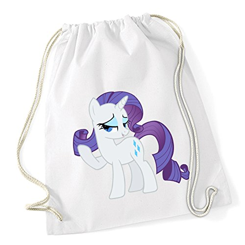 Rarity Pony Gymsack White Certified Freak 3dJkIpCo2