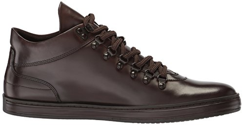Kenneth Cole New York Men's Brand Tour Fashion Sneaker Brown Leather how much online utWrb