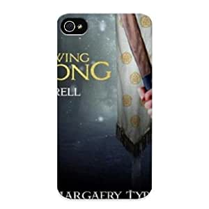 Armandcaron Case Cover Protector Specially Made For Iphone 4/4s Growing Strong Tyrell