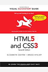 Html5 and Css3 (Visual Quickstart Guides) Paperback