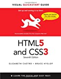 HTML5 & CSS3 Visual QuickStart Guide (7th Edition)