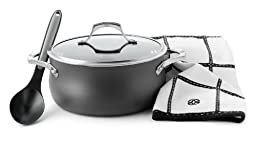 Calphalon Unison Sear Nonstick 5-Quart Dutch Oven Set