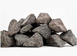 Hanko Polar Sauna Heater Stones - 33lbs