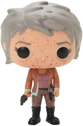 The Walking Dead Bloody Carol Peletier Funko Pop
