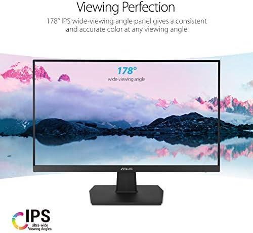 Asus VA27EHE Eye Care Monitor Full HD,Black,27″ Frameless 41a8Gt90Q2L
