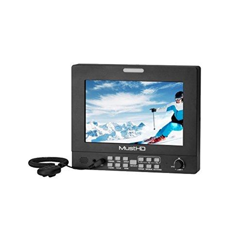 MustHD M703S | 7 Inch 1920x1200 3G-SDI Field Monitor by MustHD