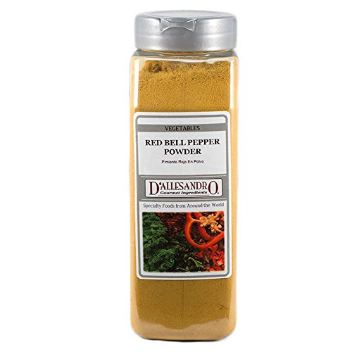 Red Bell Pepper Powder - 16 Oz
