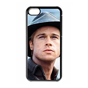Brad Pitt For iPhone 5C Cases Cell phone Case Anay Plastic Durable Cover