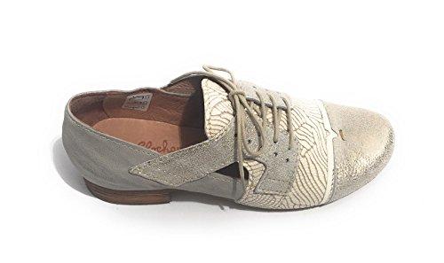 CLOCHARME Zapatos de cordones mujer NgAjZu