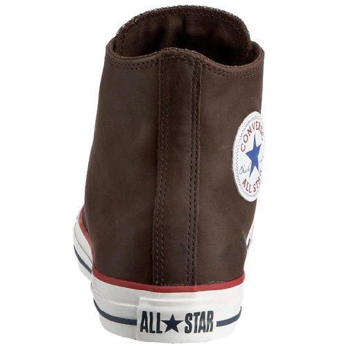 Dye Converse Garment Unisex Up Lace As Taylor Chuck Chocolate Hi OwTZBO