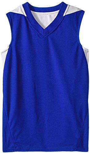 light blue basketball jersey - 2
