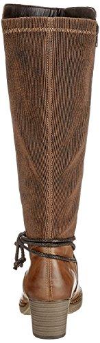 Remonte D8174, Stivali Western Donna Marrone (Chestnut/Sherry/Chestnut)