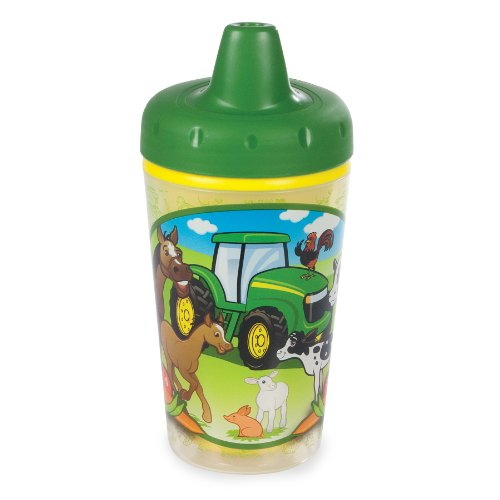 The First Years Insulated Sippy Cup, John Deere, Baby & Kids Zone
